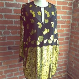 Gorgeous Rachel Zoe Silk Tunic 12